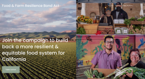 A Resilient and Equitable Food and Farming System in California