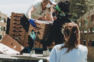 Let's Feed LA: emergency food relief reveals the power of collaboration